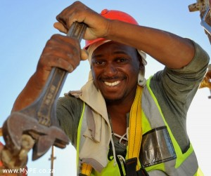FAW Construction Worker