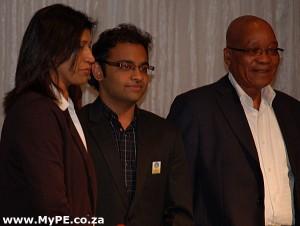 Ellappen, Gupta, Zuma