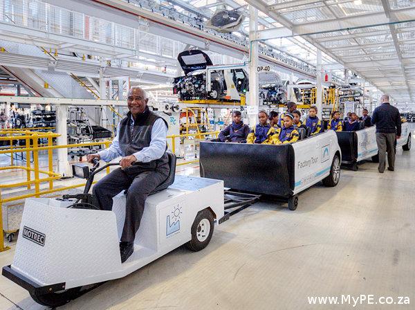 Volkswagen FactoryTour