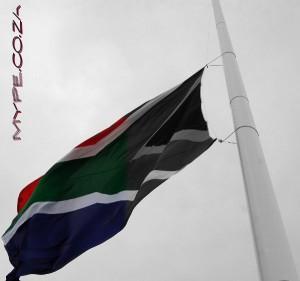 Port Elizabeth Donkin Reserve Flag