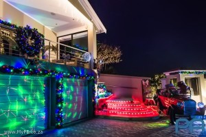 Henk Grootendorst Christmas Lights