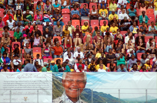 Nelson Mandela Bay Memorial Service
