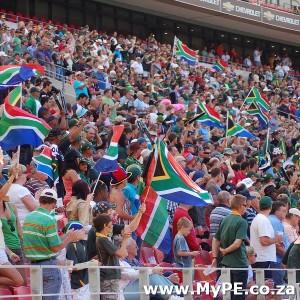 NMB Sevens Flags