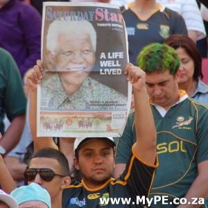 NMB Sevens Madiba Minute