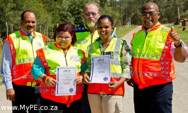 Ec Contractors Graduate From Sanral Training Programme
