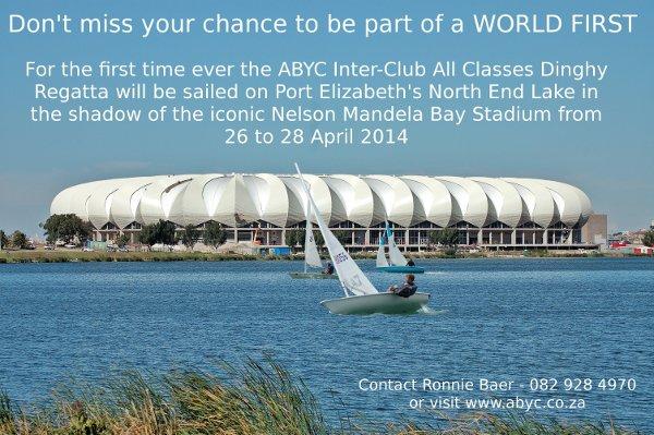 All Classes Dinghy Sailing Regatta North End Lake