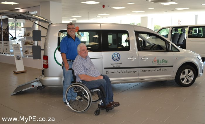Local Disabled Vehicle Conversion