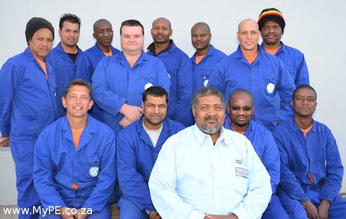Millwright Apprentices