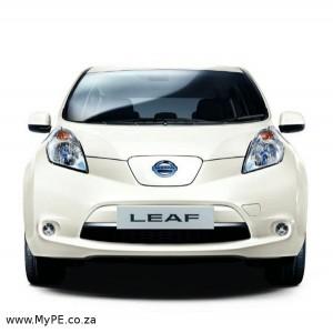 NMMU Nissan Leaf