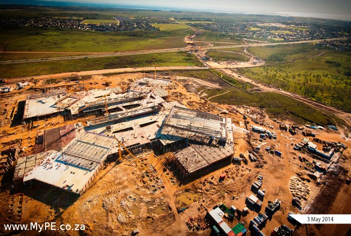 Baywest Aerial May 2014