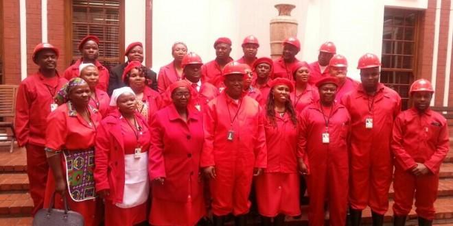 EFF Members of Parliament
