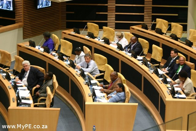 East Cape Legislature