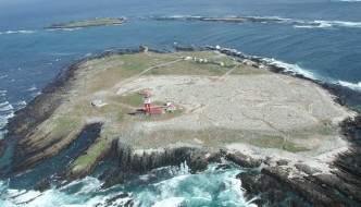 Bird Island in Algoa Bay