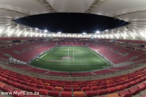 Nelson Mandela Bay Stadium July 2014