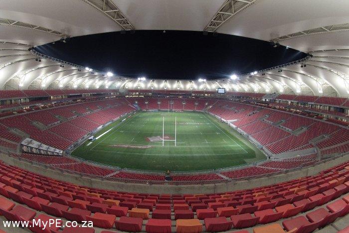 Nelson Mandela Bay Stadium July 2014