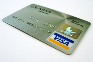 Visa Bank Card