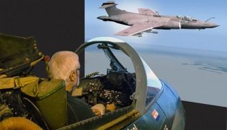 Buccaneer Flight Simulator