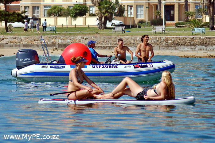 Port Elizabeth Beach Lifestyle
