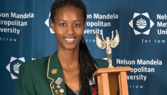 2014 NMMU Sportswoman of the Year