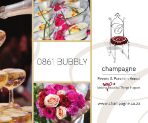 Champagne Events and Function Venue