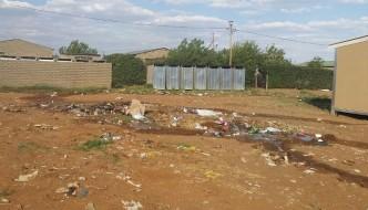 Joe Ggabi Temporary Housing