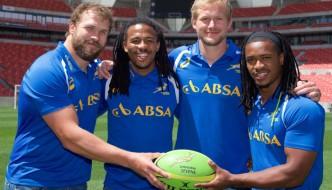 Springbok Sevens PE 2014
