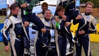 VW Sasol Rally Team