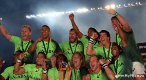2014 PE Sevens Winners
