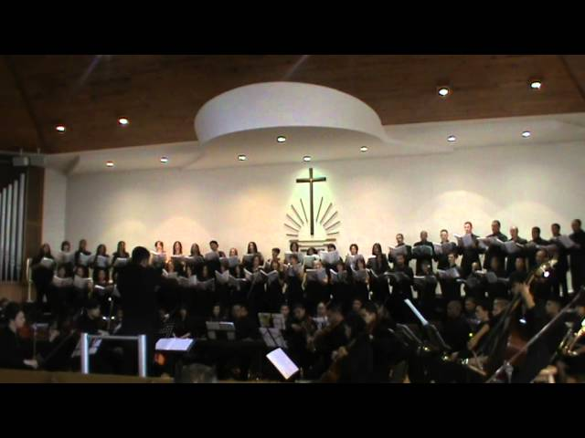 Give me thy heart- Port Elizabeth New Apostolic Church Choir and Orchestra