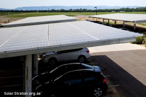 Solar Panel Installation on Carports