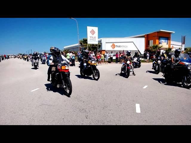 Port Elizabeth Toy Run 2013