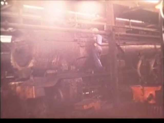 South Africa  Steam  Locos Port Elizabeth depot 1976.wmv