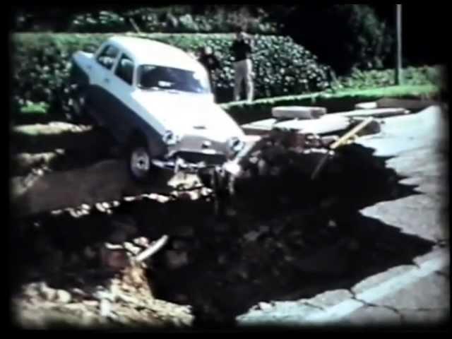 Port Elizabeth Floods 1968. (Improved version)