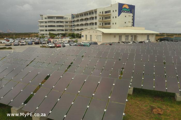 Coega Solar PV
