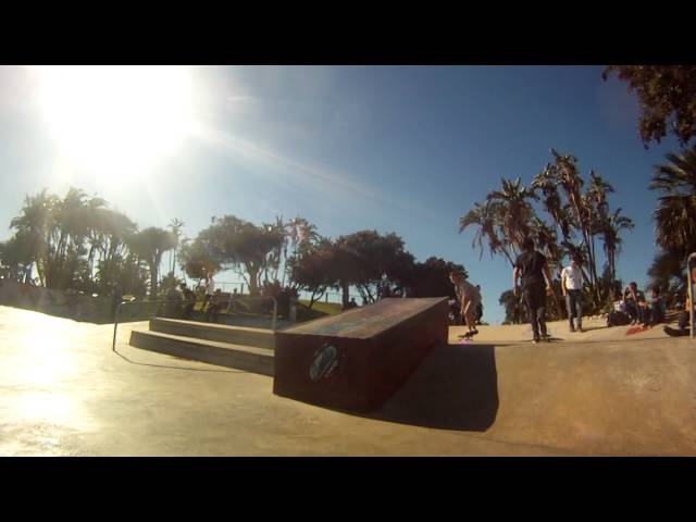Go Skateboarding Day Port Elizabeth 2014 - Part 2