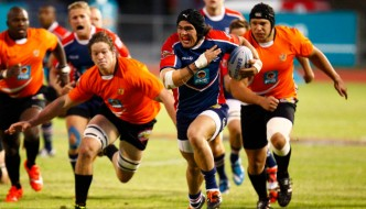 Cyril John Velleman will return as vice-captain of the FNB NMMU-Madibaz for the fifth round of the FNB Varsity Cup, presented by Steinhoff International, against FNB Shimlas in Port Elizabeth on Monday night. Photo: Saspa