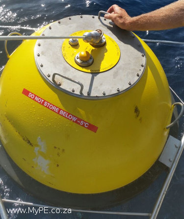 Wave Height Recorder