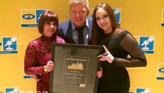 Marna Haskins, Alfie Jay and Nadia Pieterse