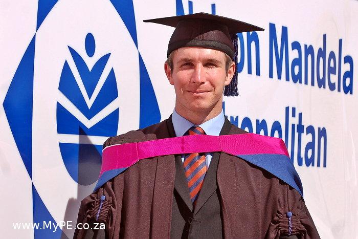 Philip Straton Graduation