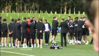 ST. GEORGES PARK OPENS - FULL REPORT (09/10/2012)