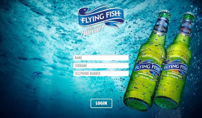 Flying fish takes flight with boomtown for Flying fish company