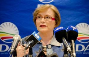 Helen Zille Resigns