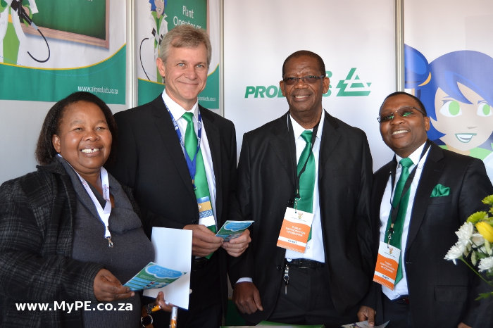 Air Products Cofimvaba Exhibition