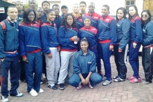 Madibaz Volleyball