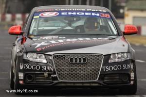 Simon Moss Audi S4 Quattro