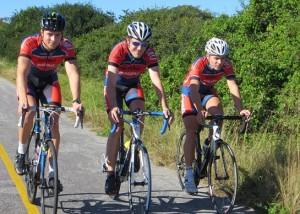 NMMU Madibaz Cyclists 2015