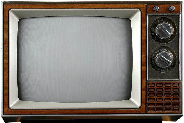 1950 Vintage TV