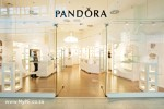 Pandora Concept Store in the Bay West Mall