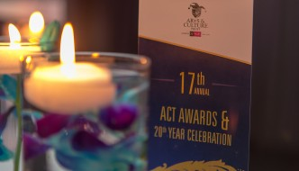 2014 ACT Awards at The Maslow in Sandton. Picture by Gareth Jacobs
