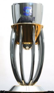Vodacom Super Rugby trophy